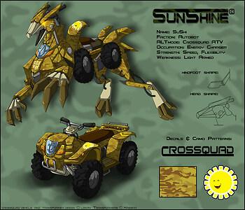 TF - SunShine Sheet