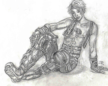 Cool Final Fantasy Guy