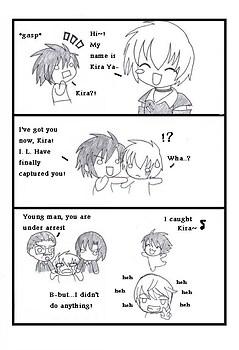 Kira; captured?!