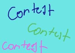 Contest,folks!!!