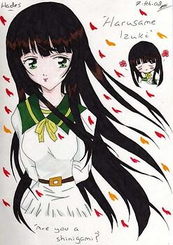 Hades-Harusame Izuki