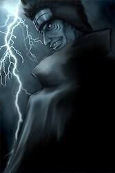 Kisame and thunder
