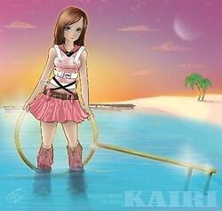 KH3 - Kairi