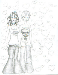 Me And My Shawn (sketch)