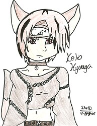 Keilo Hyuuga