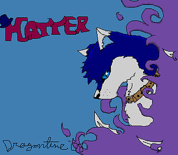 The Hatter (wolf)