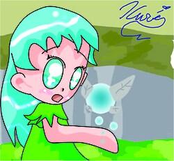"""Sugoiii! A fairy?"""""""