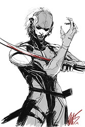 Metal Gear Solid 4 - Raiden