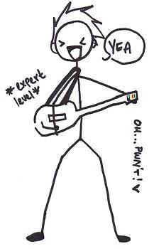 Guitar Hero Gift