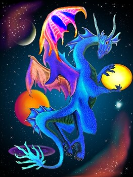 Starscape Dragon