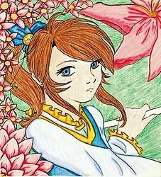 Ran Shino Colored