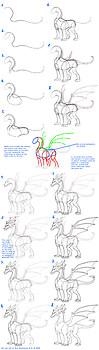 Dragon Sheet