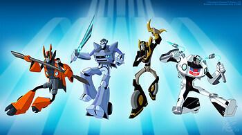 TFA - Martial Bots
