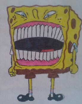SpongeBob Argh!