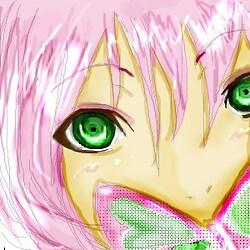 Eyes of a Cherry Blossom