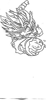 ! Classic Goku SSJ2 !