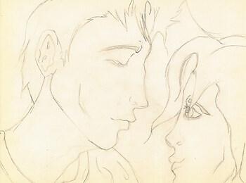 Edward and Bella Scetch