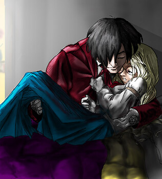 Sweet Dreams - Alucard's Softer side