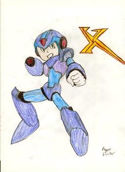 X (Megaman X)