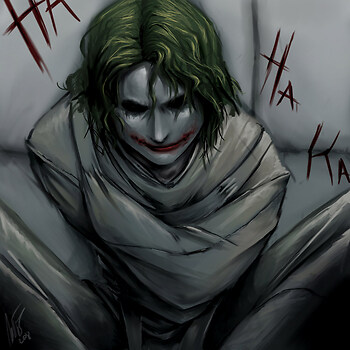 Batman TDK - Joker