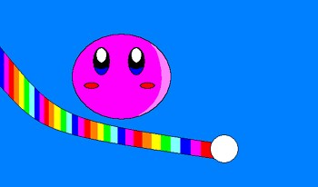 Ball Kirby *ani*