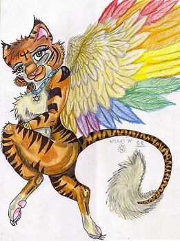 Tigra Angel