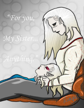 For you, my sister...