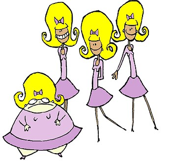 Helga and the Debbies