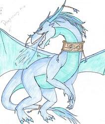 Dragonairy kio 4 a contest(colored)