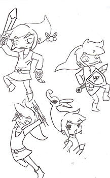 All My Links (Wind Waker)
