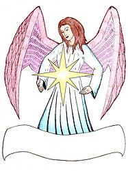 Angel of the Eight-pointed star