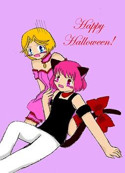 Happy Halloween!!! (Tokyo Mew Mew)