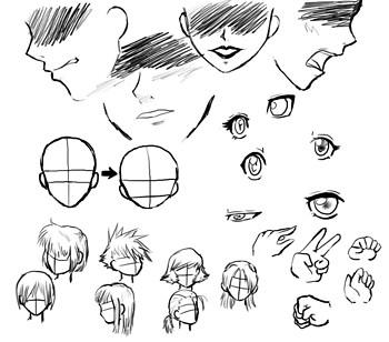 Practice Sketches