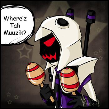 Wherez Tah Muuzik?