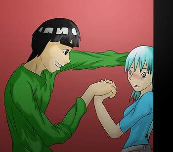 Tora Zensoku / Rock Lee