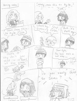 SP comic