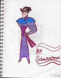 *OLD ART* IGOR-Dr. Schadenfreude
