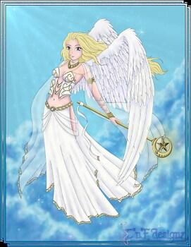 sacred angel