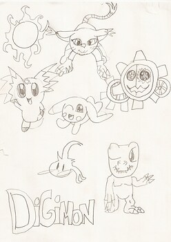 digimon peoples