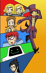 SJ: Welcome to SuperJail!