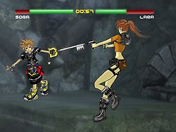 Keybearer VS Tombraider