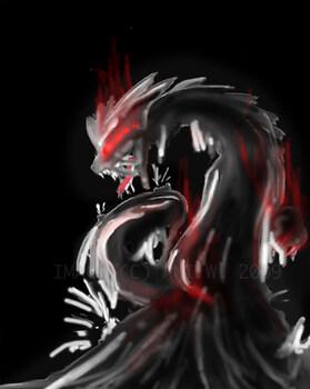 Tar Dragon