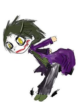 Joker, chibified