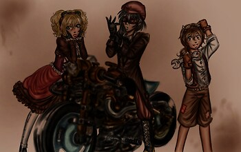 the Steampunk Melody