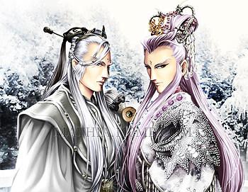 Jian Zi and Long Xiu