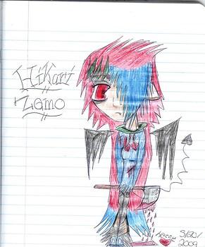 Hikari Zemo (New Look)