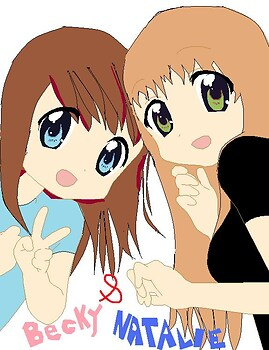 Me and Natalie ^^
