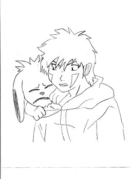 Whats wrong Akamaru
