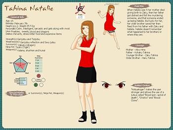 Natalie's Profile