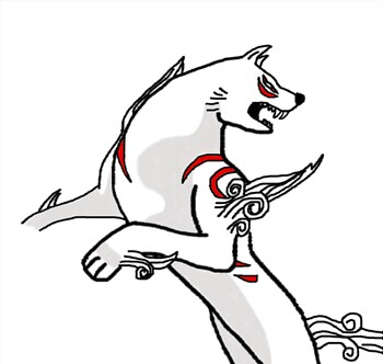 Amaterasu Shaded
